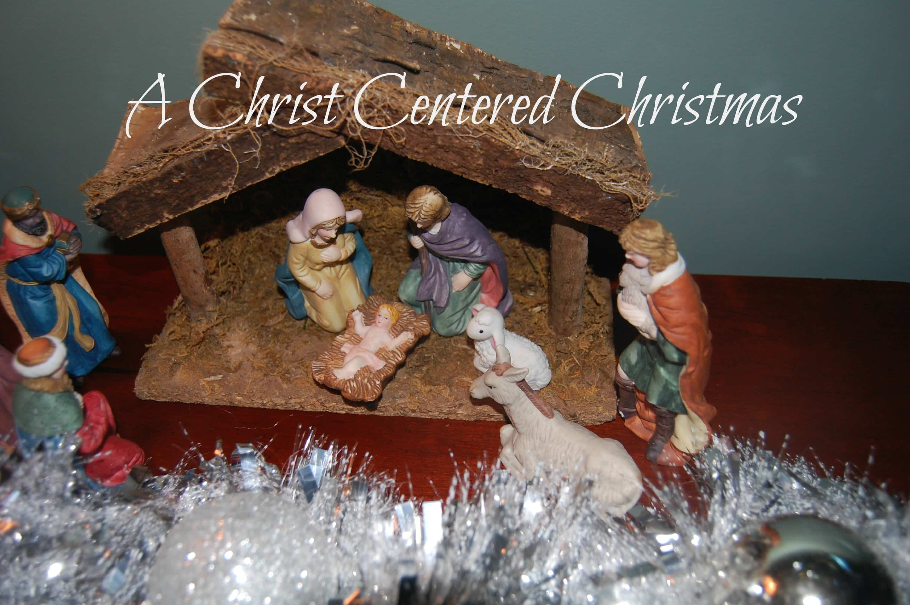 A Christ Centered Christmas