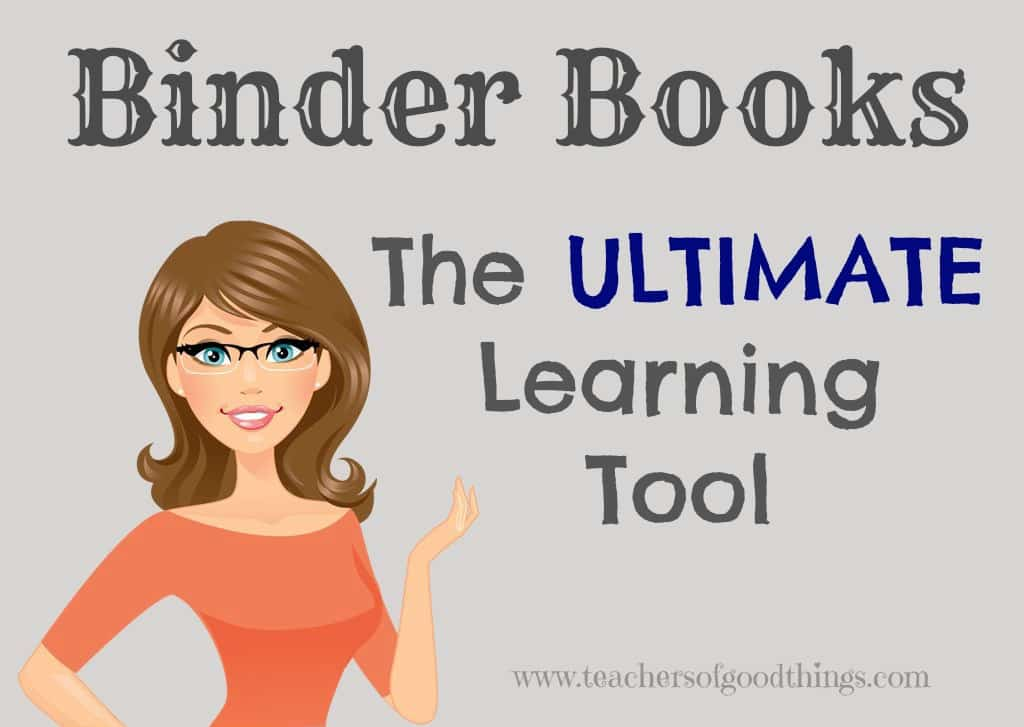 Binder Books: The Ultimate Learning Tool