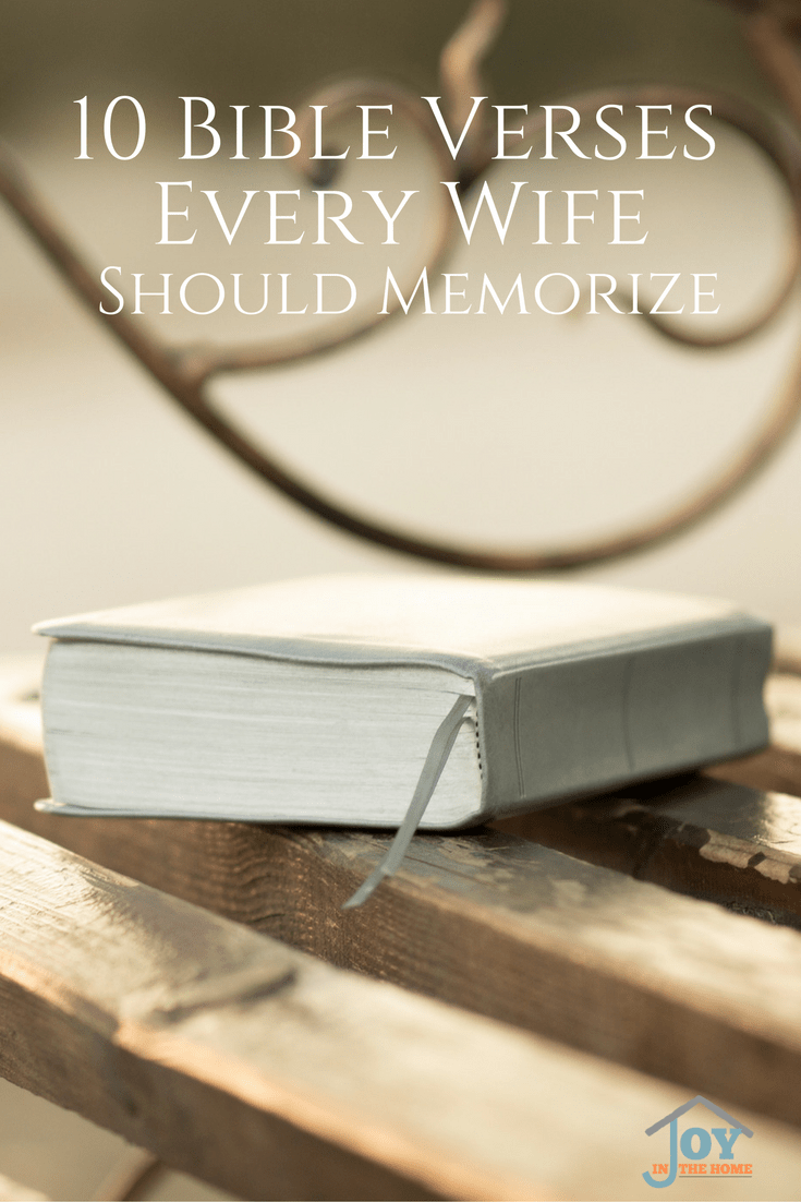 Marriage can be difficult, especially if you don't have a strong foundation on scripture. These Bible verses will help encourage you to keep the faith, and your marriage.