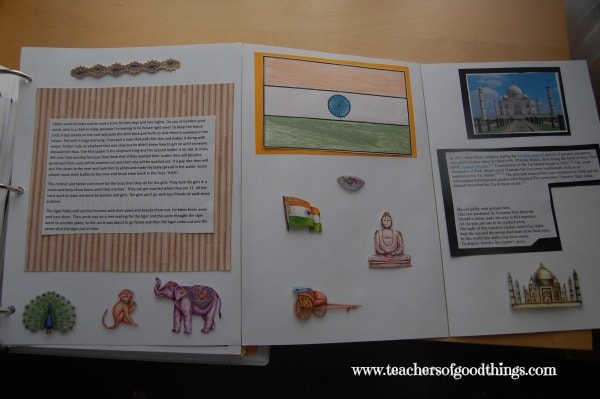 G is for Geography Journaling Ideas