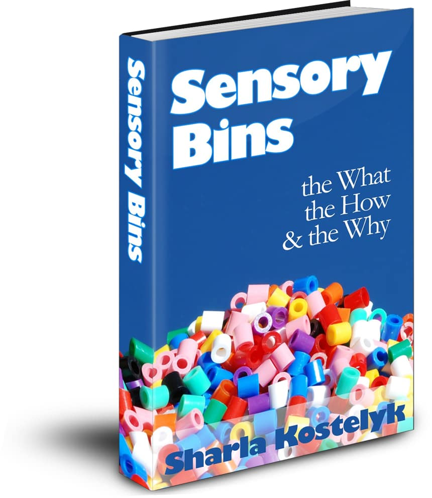 Sensory Bins The What The How & The Why #tpmoms