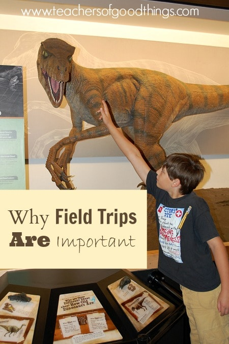Why Field Trips Are Important www.joyinthehome.com