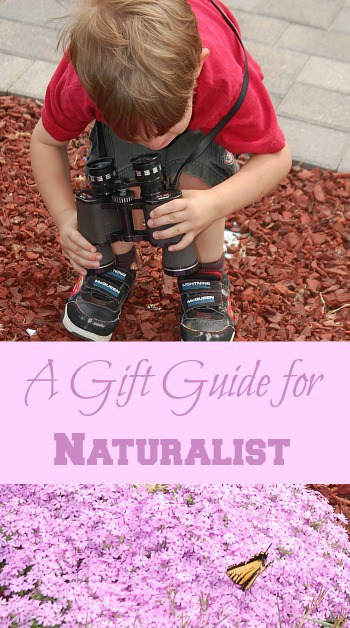 A Gift Guide for Naturalist - This list is a great resource to finding gifts for those who love to spend time in nautre. www.joyinthehome.com