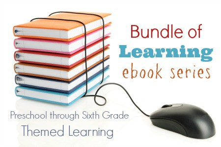 Bundle of Learning Ebook Series www.joyinthehome.com