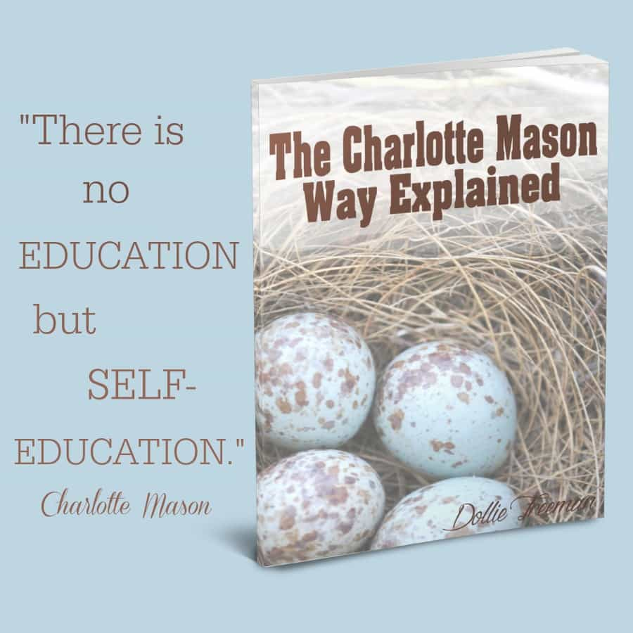 The Charlotte Mason Way Explained - Easy to read and understand for today's homeschooling culture. | www.shop.joyinthehome.com