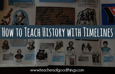 How to Teach History With Timelines