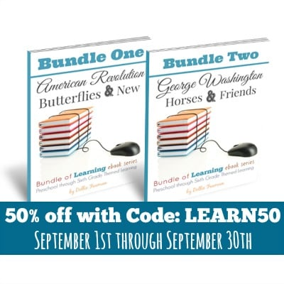 Bundle of Learning 50% off