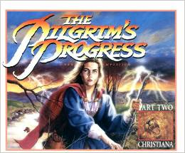 The Pilgrim's Progress: Part Two Christiana | www.joyinthehome.com