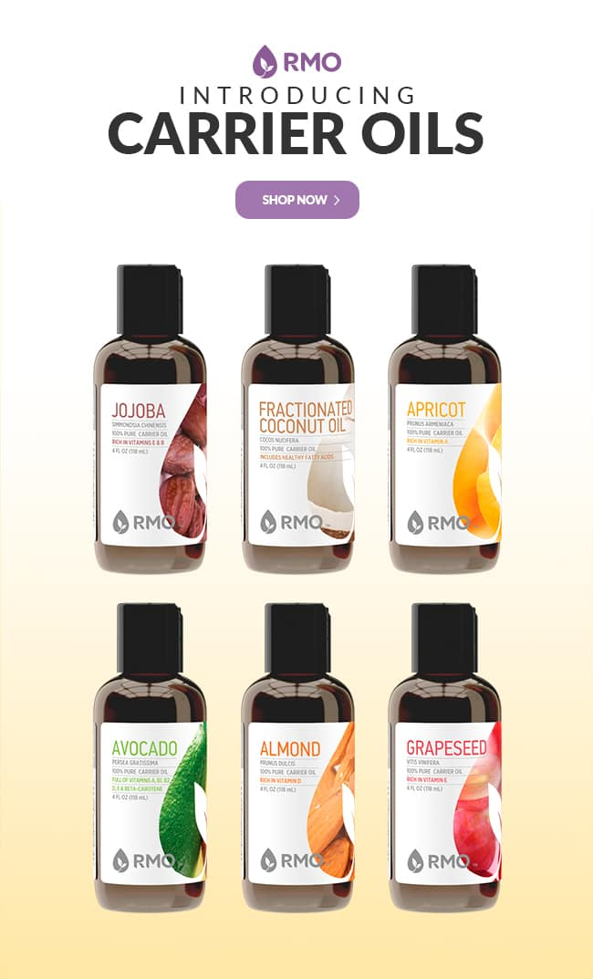 Carrier Oils from Rocky Mountain Oils | www.joyinthehome.com
