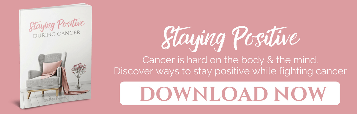 Staying Positive During Cancer | Joy in the Home