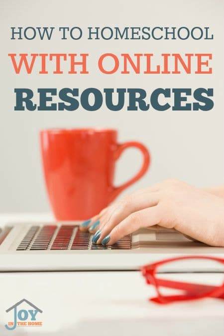 How to Homeschool With Online Resources