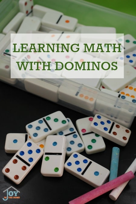 Learning Math with Dominos