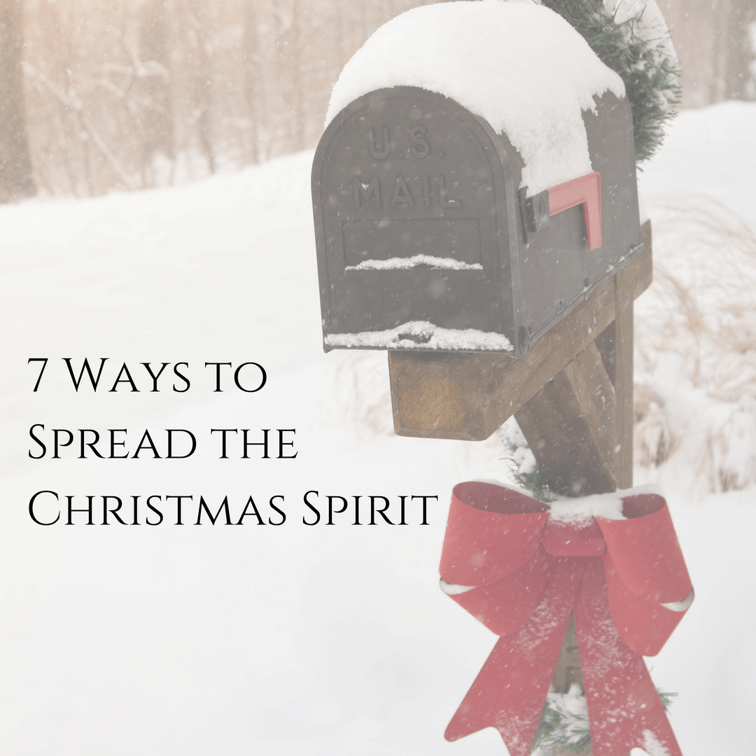 7-ways-to-spread-the-christmas-spirit-ig - Joy in the Home