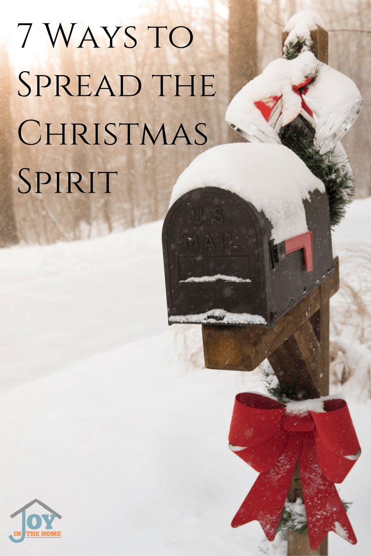 Christmas spirt is something that is often talked about but not often experienced. Family fun ideas to spread the spirit of Christmas.