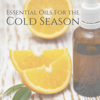 Essential Oils for the Cold Season | www.joyinthehome.com