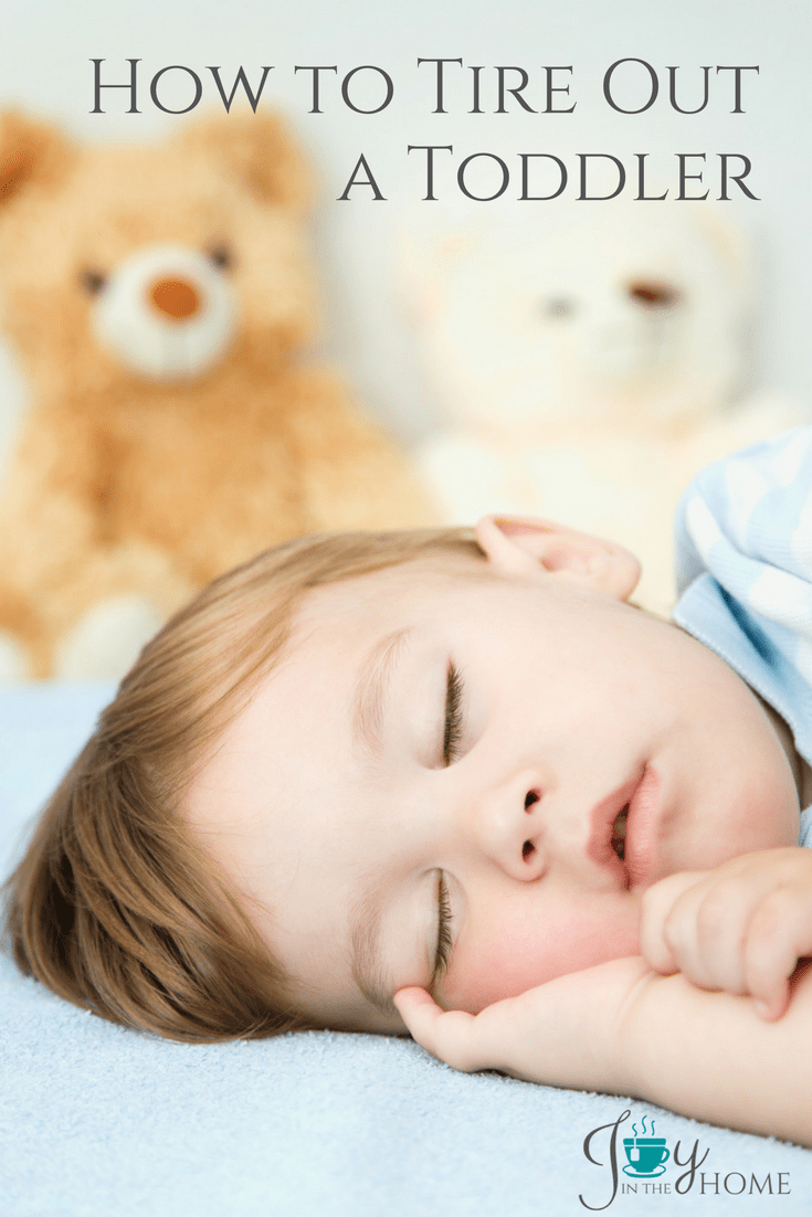 These calming activities will help parents learn how to tire out a toddler while learning how to promote good sleeping habits in toddlers.