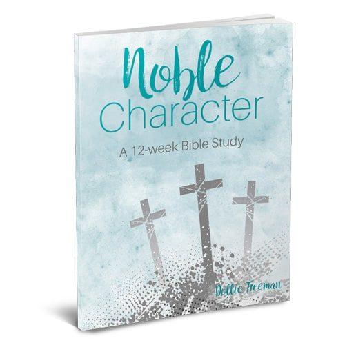 Noble Character A 12-Week Bible Study | www.joyinthehome.com